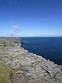 Cliff view at Dún Aonghasa (6007848843).jpg