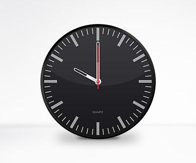 Clock - Dark 10.00am Graphics by Trisorn Triboon.jpg