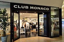 849d60bfdb7ed Club Monaco in Fairview Mall