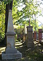 Cmentarz rzymsko-katolicki tzw. stary w Krośnie, ul. Krakowskahanica89 23.JPG