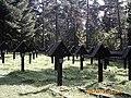 Cmentarz wojenny nr 60 Przełęcz Małastowska 2.jpg