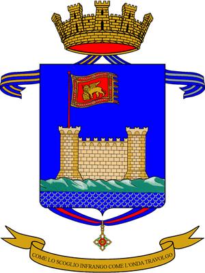 Lagunari - Coat of arms of the Lagunari Rgt.