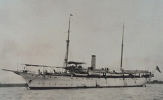 USC&GSS Pathfinder (1899–1941) - Pioneer (1898)