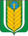 Coat of Arms of Blagovar rayon (Bashkortostan).png