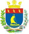 Coat of Arms of Pionierskij (Kaliningrad oblast).png
