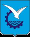 Coat of Arms of Severodvinsk (Arkhangelsk oblast) (1967).png