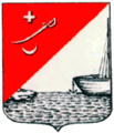 Coat of arms of Ismail County, Bessarabia Guberniya.png