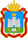 Coat of arms of Oryol oblast2012.png