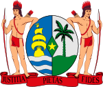 Coat of arms of Suriname.svg