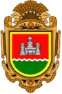 Coats of arms of Prystin.png