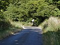 Cobbler's Coppice - entrance by bridleway - geograph.org.uk - 203988.jpg