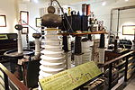 Cockcroft-Walton Accelerator - NTU Heritage Hall of Physics - DSC01133.JPG