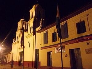 Cogua - Image: Cogua Noche 2014