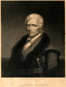 Daniel Boone (1734 - 1820)