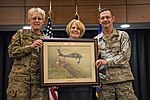 Col. Patty Wilbanks retires after 27 years of service (29881073642).jpg