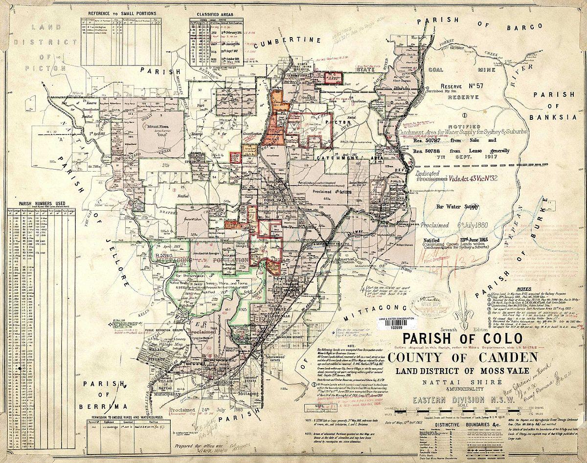 Colo Parish Wikipedia
