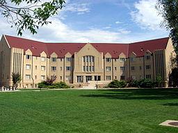 Colorado Womens College-Gaebe Hall