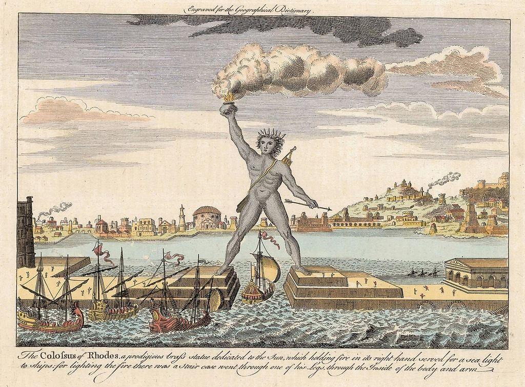Colossus of Rhodes2