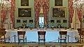 Comedor del Palacio Real de Riofrío (Navas de Riofrío, Segovia).jpg