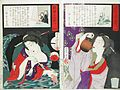 Compiled Album from Four Series- A Mirror of Famous Generals of Japan; Comic Pictures of Famous Places in Civilizing Tokyo; Twenty-four Accomplishments in Imperial Japan; Twenty-four Hours LACMA M.84.31.30 (21 of 35).jpg