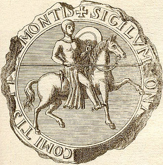 Duchy of Brittany - Seal of Conan IV, Duke of Brittany
