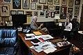 Congressman George Miller meets with Courtney von Savoye and her family (7410204298).jpg