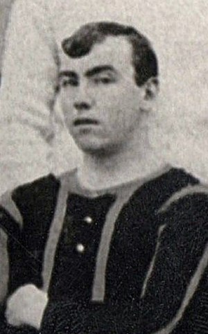 Fred Connelly - Connelly while with Brentford in 1908.