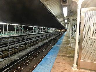 Conservatory–Central Park Drive station - Image: Conservatory Central Park Drive Station