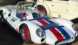 Cooper Car Company - Chevrolet-powered 1964 Cooper Monaco