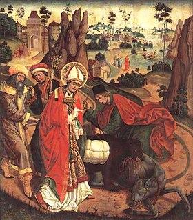 Corbinian Frankish bishop