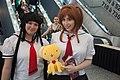 Cosplayers of Meiling Li and Sakura Kinomoto at Montreal Comiccon 20170709.jpg