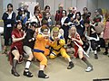 Cosplayers of Naruto at World Cosplay Festival 20060216.jpg