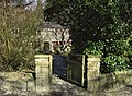 Cottage garden gate - geograph.org.uk - 1743296.jpg