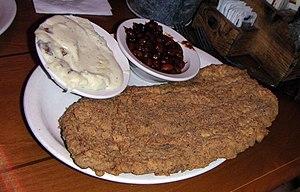 Chicken Fried Steak Wikipedia
