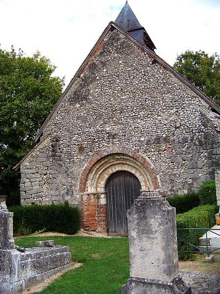 Chapelle Saint-Gengould