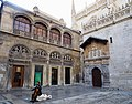 Courtyard @ Cathedral of the Incarnation (Catedral de lo Anunciacion), Granada, Spain.jpg