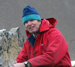 David Scott Cowper British yachtsman