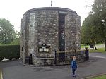 Coychurch Crematorium, Chapel of Remembrance.JPG