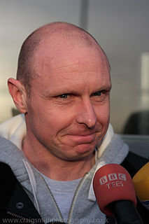 Craig Liddle English footballer