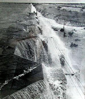 Rincón del Bonete Lake - Wikipedia