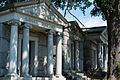 Creecy Brosnan and Drury mausoleums section 40 - Mt Olivet - Washington DC - 2014.jpg