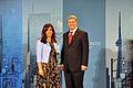 Cristina Kirchner and Canada PM Stephen Harper.jpg