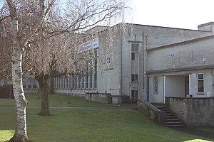 Bath Community Academy - Image: Culverhay School