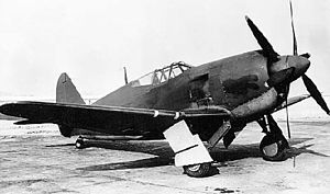 Curtiss XP-60C
