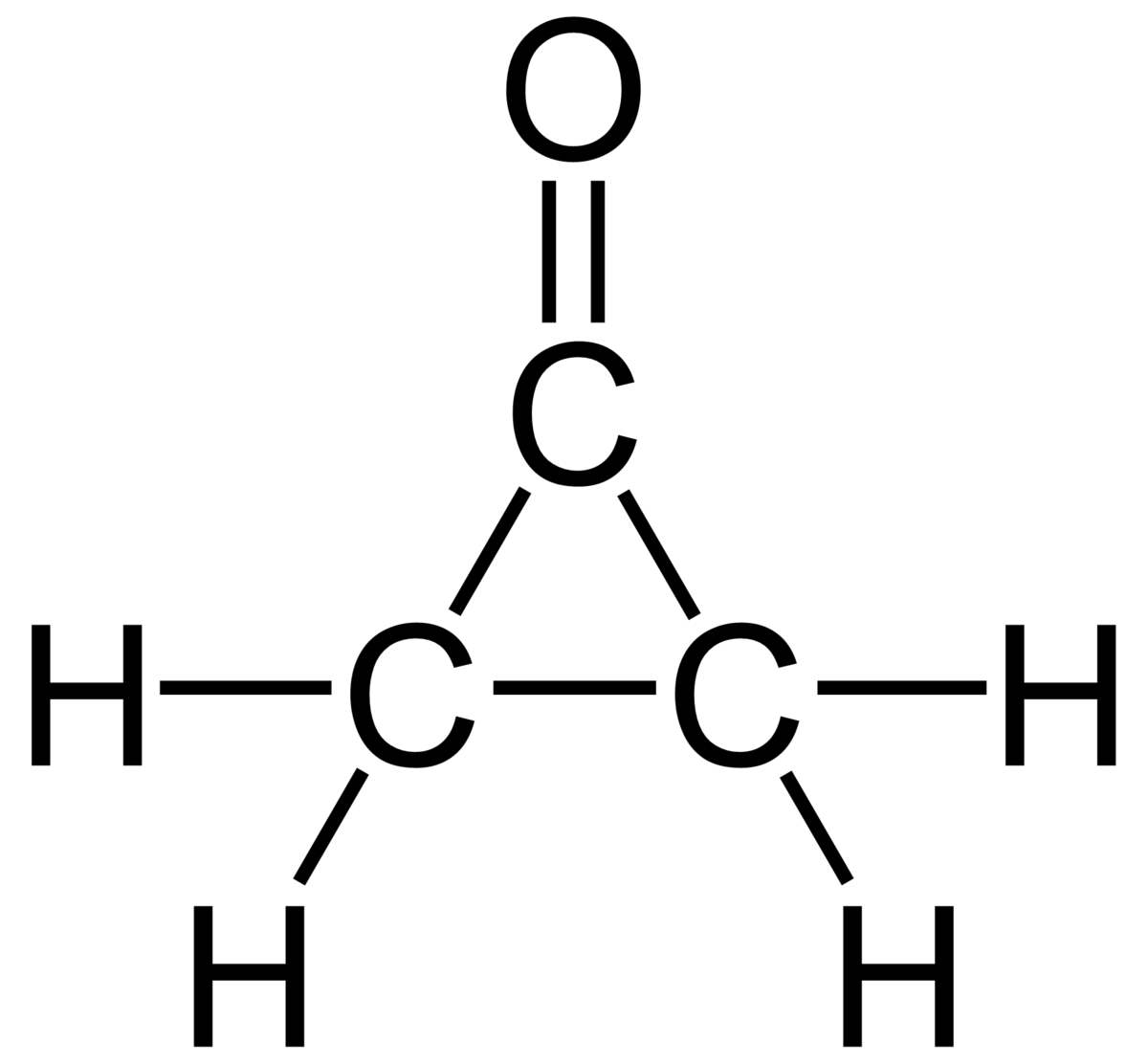 cyclopropanone