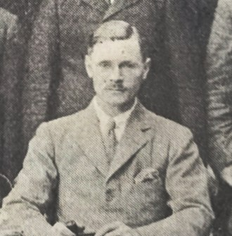 Cyril Beeson - Beeson in 1923