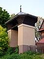 Czulice - kościół pw. Świętego Mikołaja - dzwonnica - DSC06557 v1.jpg