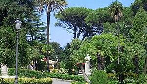 Catanzaro - Villa Margherita