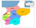 Düzce districts.png