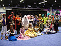 D23 Expo 2011 - Disney cosplayers (6081405158).jpg